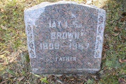 BROWN, JAY I. SR. - Lee County, Iowa | JAY I. SR. BROWN