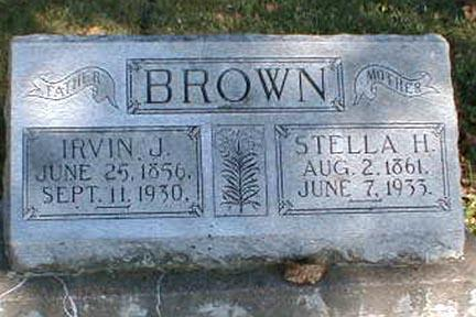 BROWN, STELLA H. - Lee County, Iowa | STELLA H. BROWN