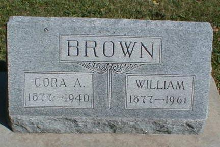 BROWN, WILLIAM - Lee County, Iowa | WILLIAM BROWN