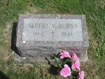 BURNS, ALBERT - Lee County, Iowa | ALBERT BURNS