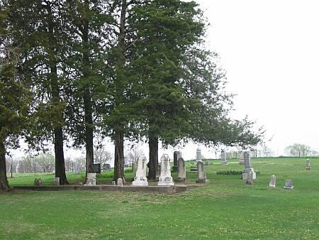 BUTLER, AKA PURDY OR WARSON, CEMETERY - Lee County, Iowa | CEMETERY BUTLER, AKA PURDY OR WARSON