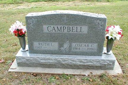 CAMPBELL, OSCAR C. - Lee County, Iowa | OSCAR C. CAMPBELL