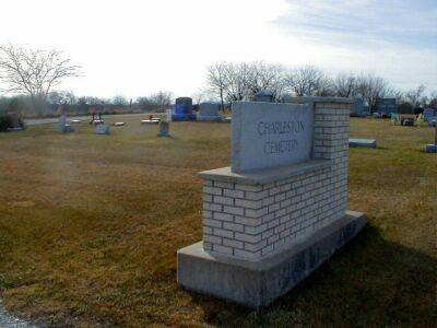 CHARLESTON, CEMETERY - Lee County, Iowa | CEMETERY CHARLESTON