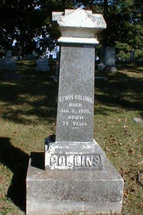 COLLINS, LEWIS - Lee County, Iowa | LEWIS COLLINS