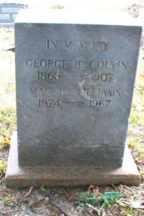 COLVIN, GEORGE H. - Lee County, Iowa | GEORGE H. COLVIN