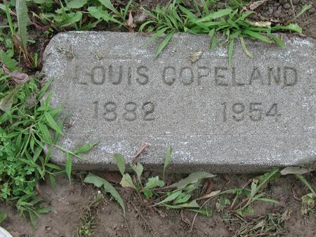 COPELAND, LOUIS - Lee County, Iowa | LOUIS COPELAND