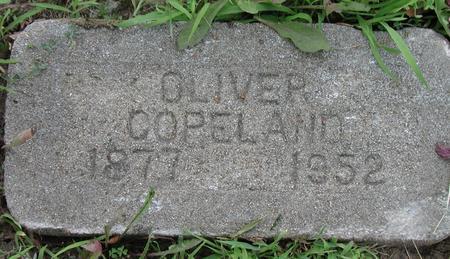 COPELAND, OLIVER - Lee County, Iowa | OLIVER COPELAND