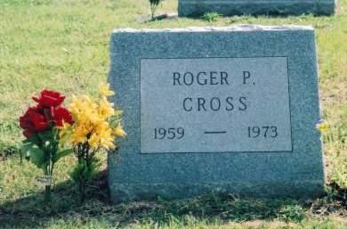 CROSS, ROGER - Lee County, Iowa | ROGER CROSS