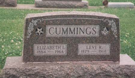 CUMMINGS, ELIZABETH I. - Lee County, Iowa | ELIZABETH I. CUMMINGS