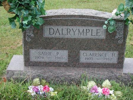 DALRYMPLE, CLARENCE - Lee County, Iowa | CLARENCE DALRYMPLE
