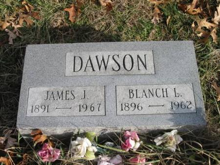 DAWSON, JAMES J. & BLANCH L. - Lee County, Iowa | JAMES J. & BLANCH L. DAWSON
