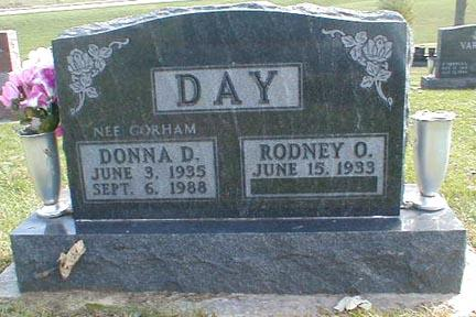 DAY, RODNEY O. - Lee County, Iowa | RODNEY O. DAY