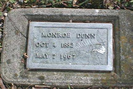DUNN, MONROE - Lee County, Iowa | MONROE DUNN