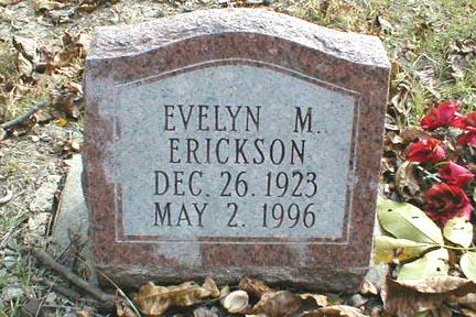 ERICKSON, EVELYN M. - Lee County, Iowa | EVELYN M. ERICKSON