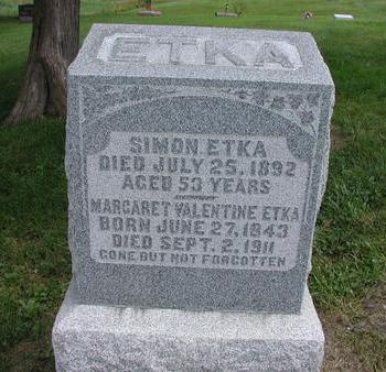 ETKA, MARGARET - Lee County, Iowa | MARGARET ETKA