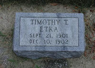 ETKA, TIMOTHY - Lee County, Iowa | TIMOTHY ETKA