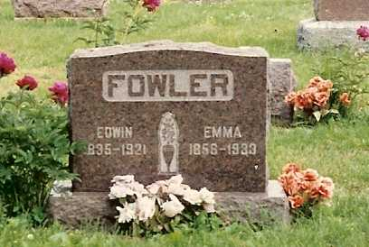 FOWLER, EMMA HANEY - Lee County, Iowa | EMMA HANEY FOWLER