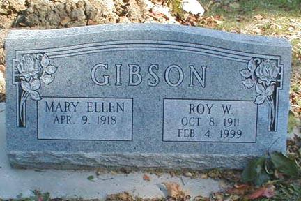GIBSON, ROY W. - Lee County, Iowa | ROY W. GIBSON
