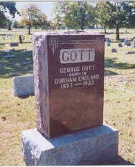 GOTT, GEORGE - Lee County, Iowa | GEORGE GOTT