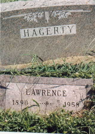 HAGERTY, LAWRENCE - Lee County, Iowa | LAWRENCE HAGERTY