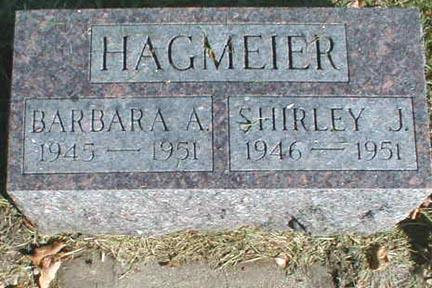 HAGMEIER, BARBARA A. - Lee County, Iowa | BARBARA A. HAGMEIER