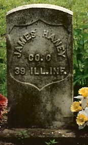HANEY, JAMES - Lee County, Iowa | JAMES HANEY