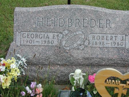 HEIDBREDER, ROBERT - Lee County, Iowa | ROBERT HEIDBREDER