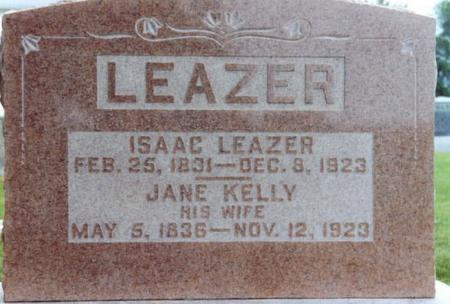 KELLY LEAZER, JANE - Lee County, Iowa | JANE KELLY LEAZER