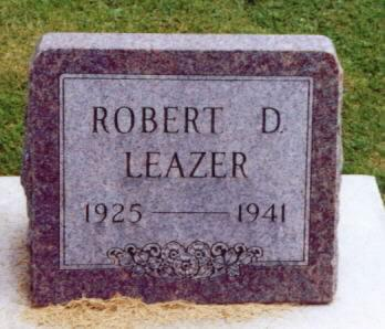 LEAZER, ROBERT DALE - Lee County, Iowa | ROBERT DALE LEAZER