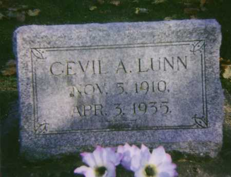 LUNN, CEVIL - Lee County, Iowa | CEVIL LUNN