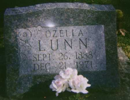 LUNN, OZELLA - Lee County, Iowa | OZELLA LUNN