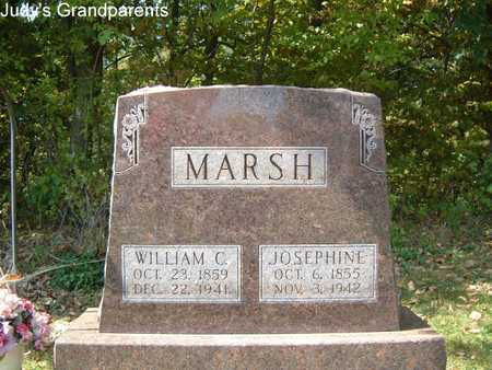 MARSH, WILLIAM C. - Lee County, Iowa | WILLIAM C. MARSH