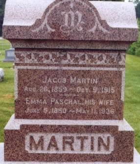 MARTIN, JACOB - Lee County, Iowa | JACOB MARTIN