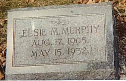 MURPHY, ELSIE M. - Lee County, Iowa | ELSIE M. MURPHY