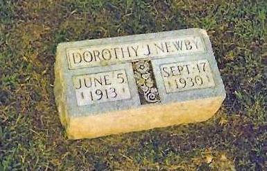NEWBY, DOROTHY - Lee County, Iowa | DOROTHY NEWBY