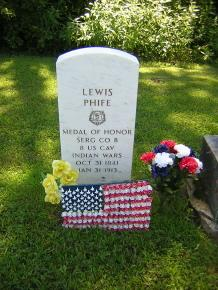 PHIFE, LEWIS - Lee County, Iowa | LEWIS PHIFE