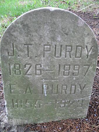 PURDY, E.A. - Lee County, Iowa | E.A. PURDY