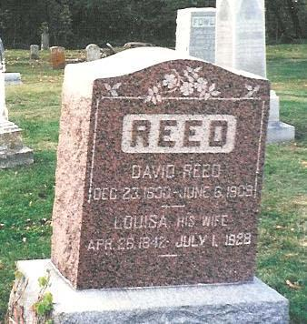 HUSTED REED, LOUISA - Lee County, Iowa | LOUISA HUSTED REED