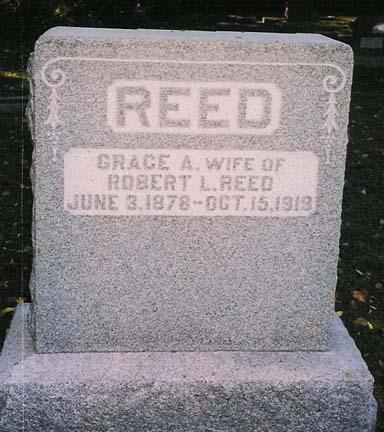 REED, GRACE - Lee County, Iowa | GRACE REED