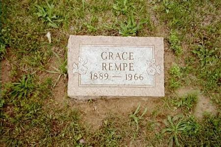 REMPE, GRACE - Lee County, Iowa | GRACE REMPE