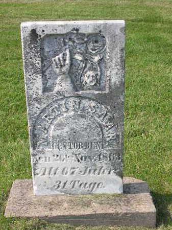 SAAR, JOHANN MARTIN - Lee County, Iowa | JOHANN MARTIN SAAR