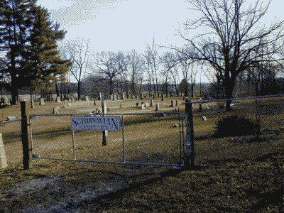SCANDINAVIN, CEMETERY - Lee County, Iowa | CEMETERY SCANDINAVIN