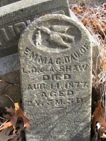 SHAW, EMMA C. - Lee County, Iowa | EMMA C. SHAW
