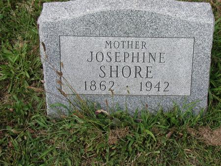 SHORE, JOSEPHINE - Lee County, Iowa | JOSEPHINE SHORE