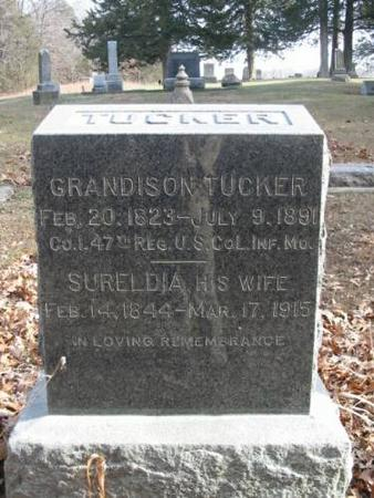 TUCKER, GRANDISON & SURELDIA - Lee County, Iowa | GRANDISON & SURELDIA TUCKER