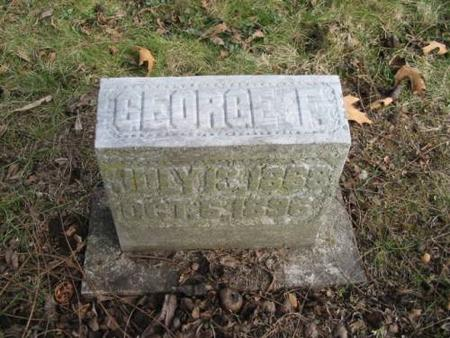 WITHROW, GEORGE F. - Lee County, Iowa | GEORGE F. WITHROW