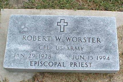 WORSTER, ROBERT W. - Lee County, Iowa | ROBERT W. WORSTER