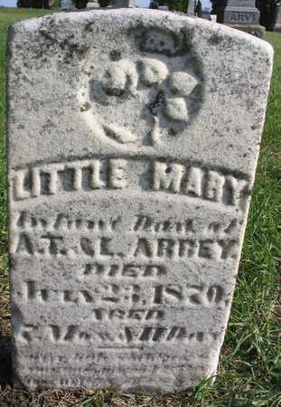 ABBEY, MARY - Linn County, Iowa | MARY ABBEY