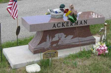 ACKERMAN, CARL B. - Linn County, Iowa | CARL B. ACKERMAN