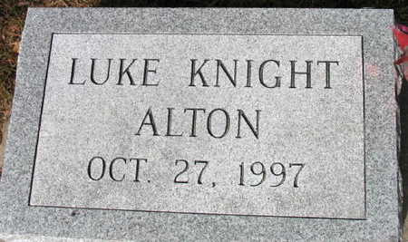 ALTON, LUKE WRIGHT - Linn County, Iowa | LUKE WRIGHT ALTON
